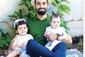 Gökhan Türkmen'e Babalık Çok Yakışıyor!