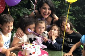 Çocuklarla Kahkaha Terapi
